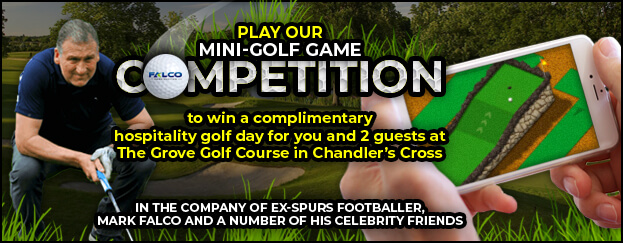 Golf Day Competition