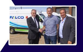 Falco joins Falco
